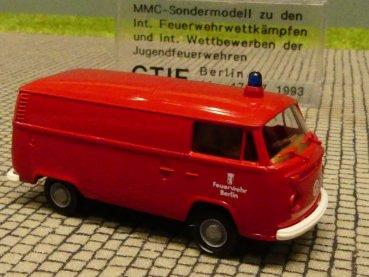 1//87 Brekina VW T2 Hoechst KTW Bus Sondermodell SONDERPREIS 8,99 € statt 13 €