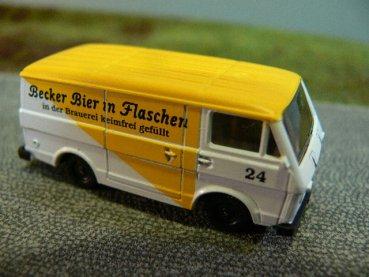 1//87 Ford FK 1000 Karlsberg Bier Handarbeit