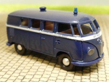 1//87 Brekina # 0344 VW T1 b Kasten Polizei ohne Druck SONDERPREIS 6,99 €