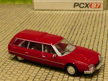 1/87 PCX Citroen CX Break dunkelrot 870080
