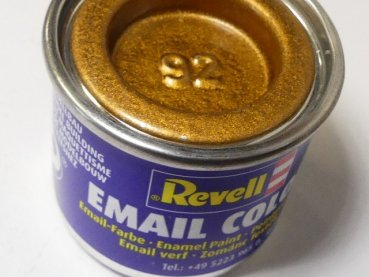 Revell Color Email Farbe messing 14ml € 15,64 / 100ml #92