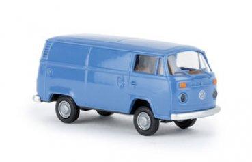 1//87 Brekina VW T2 Kasten blaugrau 33543