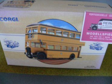 1/76 Corgi Guy Arab Bournemouth DD Bus 97205