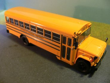 1/43 Ixo GMC 6000 School Bus 1989 Bus 10