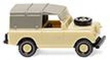 1/160 Wiking N-Spur Land Rover beige 0923 03