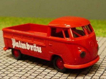 1//87 Brekina # 1097 VW T1 b K Zamek Suppe Sondermodell Reinhardt