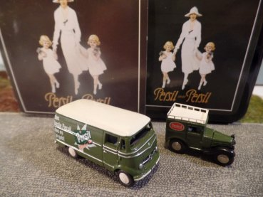 1/87 BUB MB + Dixi Persil Jahresedition 2013 Set of the Year 06944