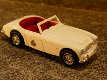 1/87 Wiking Austin Healey Warsteiner aus Set