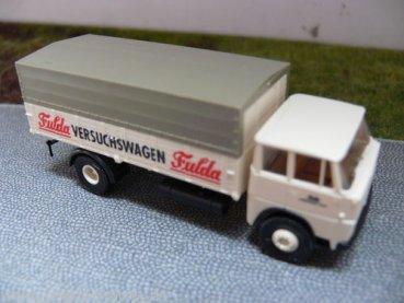 1//87 Brekina Hanomag-Henschel F Pritsche//Plane Dunlop 37504