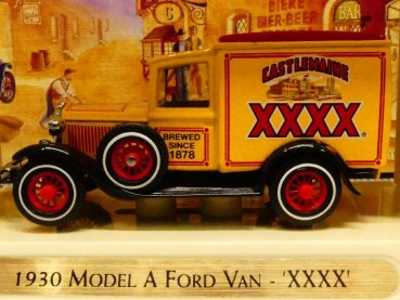 Matchbox Yesteryear Model A Ford Van 1930 XXXX YGB01