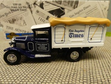 Matchbox Yesteryear 48 Ford AA Truck 1932 LA Times YPP 05