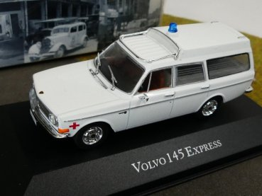 1/43 Atlas Volvo 145 Express Ambulance Collection
