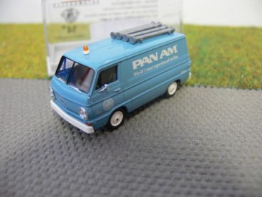1/87 Brekina Dodge A 100 Van PAN AM 34358