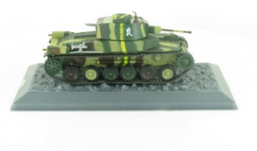 1/43 IXO Type 97 Shinhoto Chi-Ha 1th Tank Regiment Manchuria 1942 Panzer 60