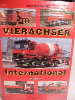 Vierachser International Band 1 Erich Hoepke VDI