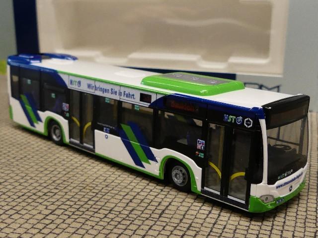 1//87 Rietze MB Citaro 15 Hybrid Hagener Straßenbahn 73454