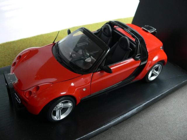 modellspielwaren reinhardt 1 18 kyosho smart roadster. Black Bedroom Furniture Sets. Home Design Ideas