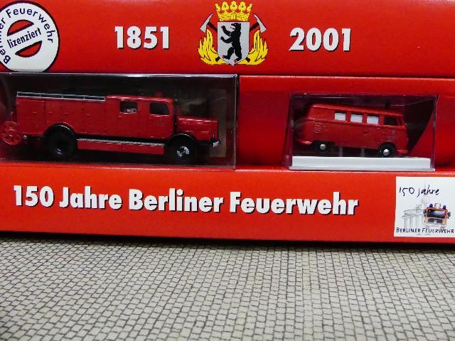 1201 Decals Berliner Feuerwehr 1:87