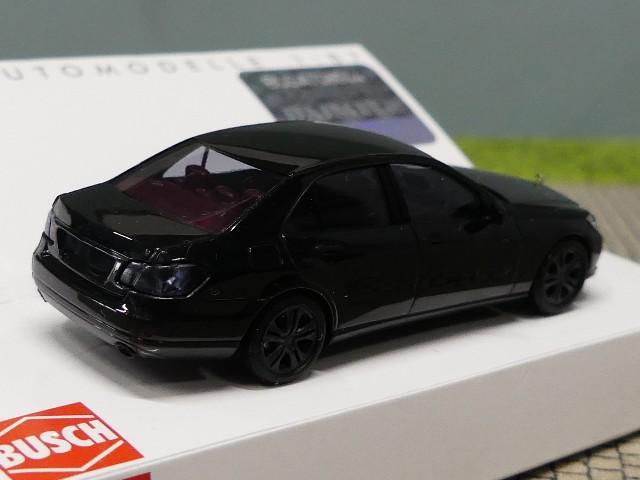 1//87 busch MB de e-Klasse Black Edition 44212
