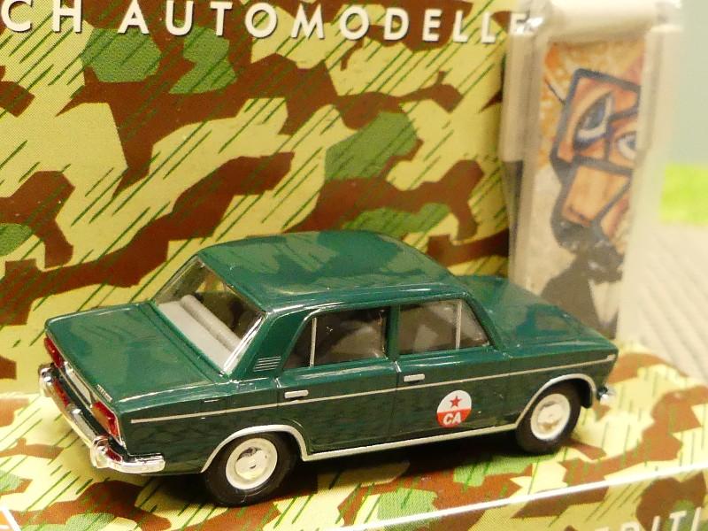 1//87 Busch Lada 1500 Sowjetische Armee Mauerfall 50506