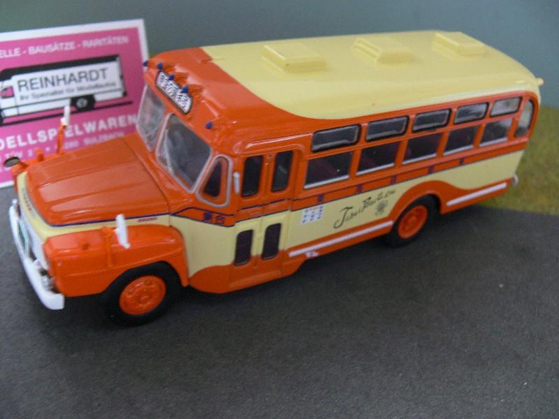 modellspielwaren reinhardt - 1/43 ixo isuzu bxd 30 1962 bus japan