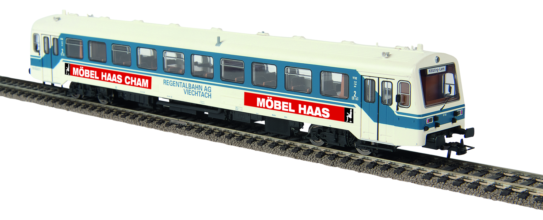 modellspielwaren reinhardt - 1/87 brekina ne 81 triebwagen