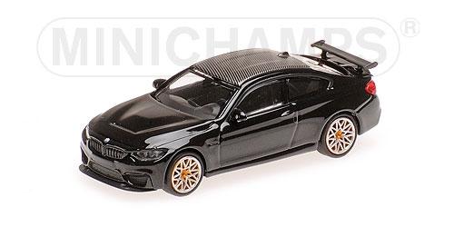Modellspielwaren Reinhardt 1 87 Minichamps Bmw M4 Gts 2016 Schwarz