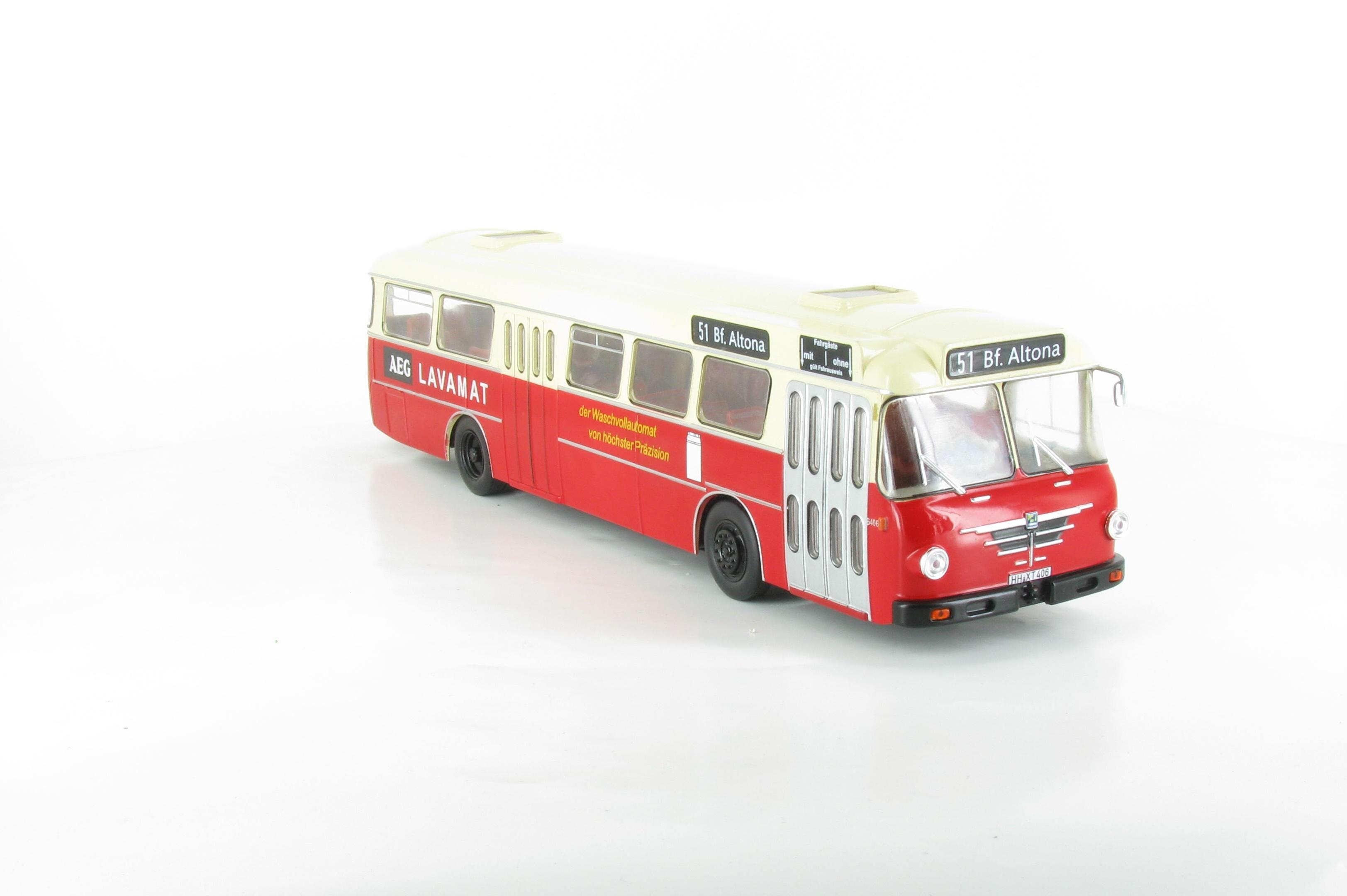 modellspielwaren reinhardt 1 43 ixo b ssing senator hamburg hhv bus 57. Black Bedroom Furniture Sets. Home Design Ideas