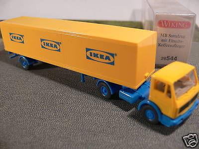 Ikea Koffer modellspielwaren reinhardt 1 87 wiking mb s80 ikea koffer sz