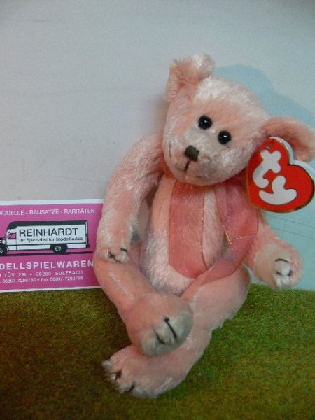 "TY 93 Ty Teddy Hayes ""You're Peachy""ca.20 cm mit Watte-Granulatfüllung"