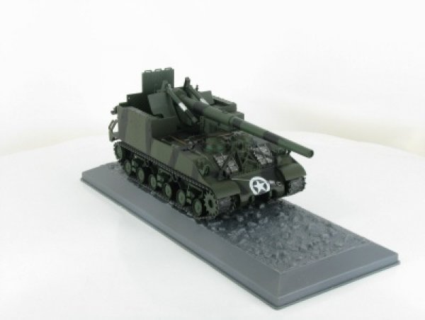 1/43 Ixo 155mm GMC T83 M40 Panzer 66
