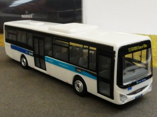 "NOREV 530263 IVECO Bus Urbanway 2014 /""TCL/"""