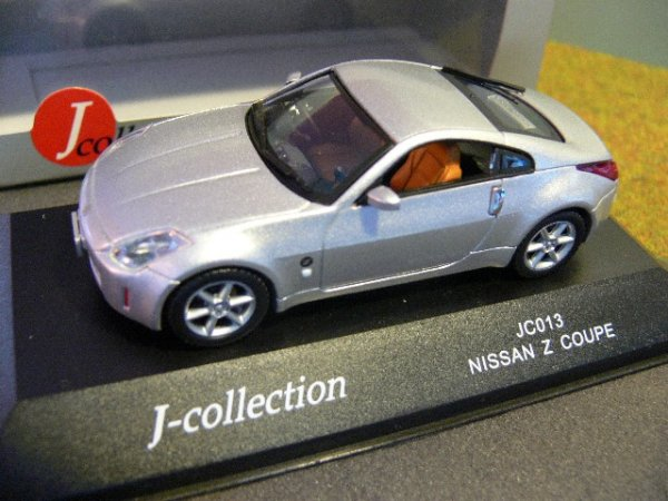 1/43 J-Collection Nissan Z Coupe silber JC013