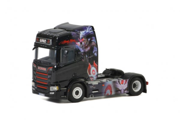 1/50 WSI SCANIA R HIGHLINE CR20H Kaiko Transporte 2-Achs ZM 01-2857