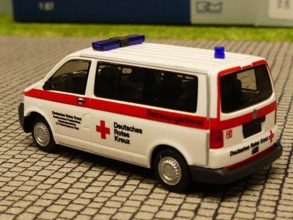 Rietze VW T5 Bus DRK Frankfurt 51919