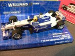 1/43 Minichamps Williams F1 BMW FW23 R. Schumacher 1. GP-Sieg 2001 400010025