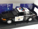 1/18 Motor Max California Highway Patrol 73501