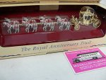 Matchbox Yesteryear Goldene Kutsche Queen Elisabeth YY66